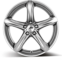Литой диск AEZ Yacht 17x7.5