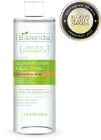 Тоник для лица Bielenda Skin Clinic Professional миндальная и лактобионовая кислота (200мл) -