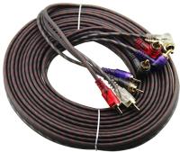 Межблочный кабель Урал Bulava 4RCA-BV5M -