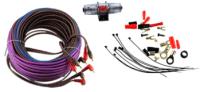 Комплект проводов для автоакустики Урал 8Ga-BV4 Kit -