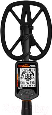 Металлоискатель Quest Q40