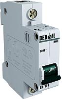 Выключатель автоматический Schneider Electric DEKraft 11108DEK -