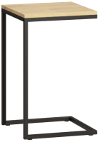 Приставной столик Loftyhome Бервин / BR020502 (натуральный) -