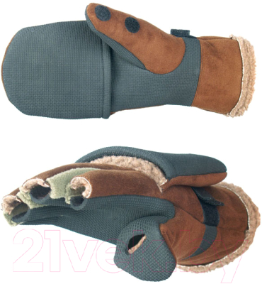 Перчатки-варежки для рыбалки Norfin 703025-XL
