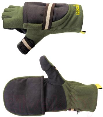 Перчатки-варежки для рыбалки Norfin 703080-L