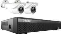 Комплект видеонаблюдения Ginzzu HK-427D -