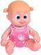 Кукла с аксессуарами Bouncin Babies Бони плавающая с дельфином / 801011g (розовый купальник) -
