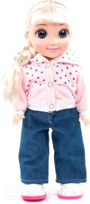 Кукла с аксессуарами Полесье Кристина на прогулке / 79312