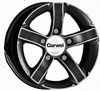 Литой диск Carwel Zeta 15x6.5