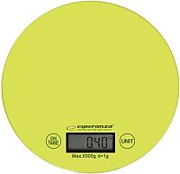 Кухонные весы Esperanza Mango EKS003G (зеленый) -