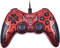 Геймпад Ritmix GP-007 (красный) -