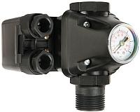 Реле давления IBO XPD-2-3W манометр -