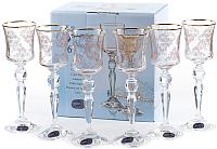 Набор рюмок Bohemia Crystal Grace 40792/Q8984/60 (6шт) -