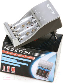 Зарядное устройство для аккумуляторов Robiton Smart S500/Plus (050012)