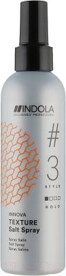Текстурирующий спрей для волос Indola Innova №3 Texture Salt Spray (50мл)