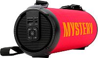 Портативная колонка Mystery MBA-739UB (красный) -