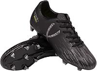 Бутсы футбольные Jogel Rapido JSH401-Y (черный, р-р 39) -