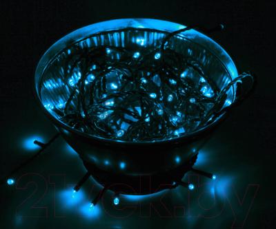 Светодиодная гирлянда Neon-Night Твинкл Лайт 303-133 гирлянда светодиодная neon night твинкл лайт 25 led свечение синее 4 м 303 013