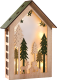Световая фигурка Neon-Night Домик в лесу 504-024 -