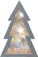 Светодиодная фигура 2D Neon-Night Елочка 504-025