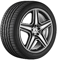Литой диск Mercedes-Benz A16640122027X21 -