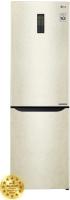 Холодильник с морозильником LG GA-B419SEHL -