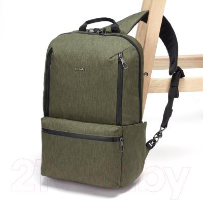 Рюкзак Pacsafe Metrosafe X ECO / 30640517 (зеленый)