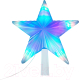 Светодиодная фигура 2D Neon-Night Звезда 501-001 -