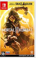 Игра для игровой консоли Nintendo Mortal Kombat 11 -