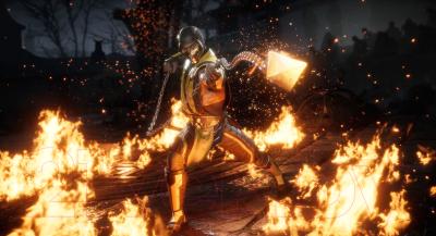 Игра для игровой консоли Nintendo Mortal Kombat 11