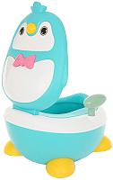 Детский горшок Pituso Пингвиненок / FG3314 (голубой) -
