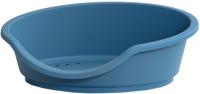Лежанка для животных MP Bergamo Tino 80 ECO 25.52BL16 (голубой) -