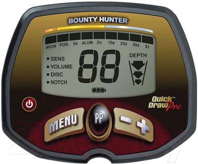 Металлоискатель Bounty Hunter Quick Draw Pro / ProQD