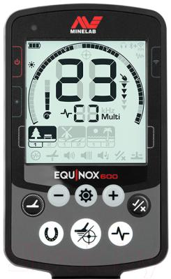 Металлоискатель Minelab Equinox 600 / 3720-0001