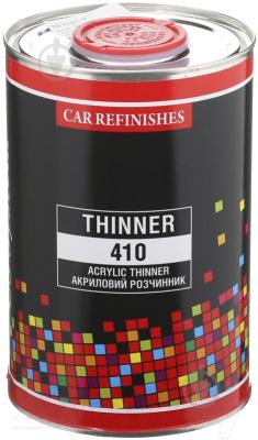 Растворитель автомобильный CS System Thinner 410 / 85002 (1л)