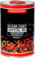 Лак автомобильный CS System Clear Coat Crystal MS / 85096 (1л) -