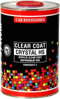Лак автомобильный CS System Clear Coat Crystal HS / 85100 (1л) -