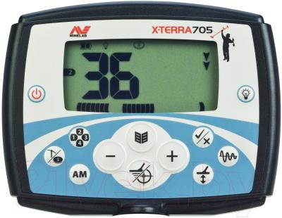 Металлоискатель Minelab X-Теrrа 705 New / 3706-0127