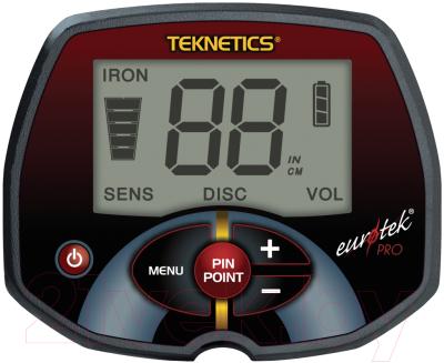 Металлоискатель Teknetics Eurotek Pro 11DD / ETPROBUNDLE2