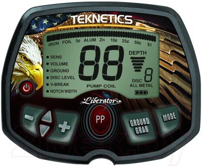 Металлоискатель Teknetics Liberator / LIBERATOR-PRO