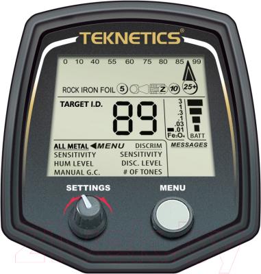 Металлоискатель Teknetics T2 / T2LTD
