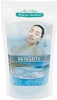 Соль для ванны Mon Platin Натуральная соль Мертвого моря с ароматическими маслами (500г) -