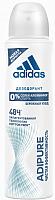 Дезодорант-спрей Adidas Adipure 48ч для женщин (150мл) -