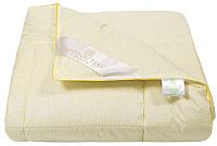 Одеяло АртПостель Овечья шерсть Премиум / 2055 (172x205, тик) -
