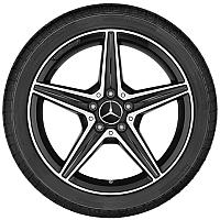 Литой диск Mercedes-Benz A20540112007X23 -