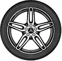 Литой диск Mercedes-Benz A21340121007X23 -