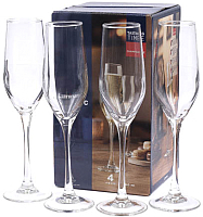 Набор бокалов Luminarc Время дегустаций Шампань P6818 (4шт) -