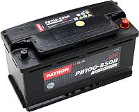 Автомобильный аккумулятор Patron PB100-850R  (100 А/ч) -
