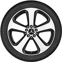 Литой диск Mercedes-Benz A2534011000647X23 -