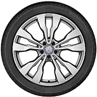 Литой диск Mercedes-Benz A29240108007X21 -